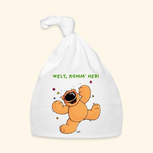 chris bears Welt lass Dich umarmen - Baby Mütze