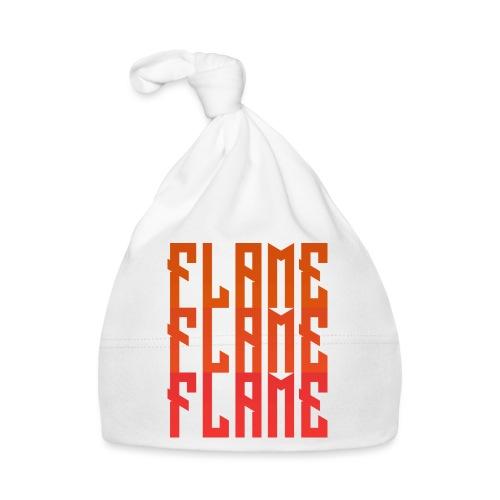 maglietta_flame_flame_flame - Cappellino neonato