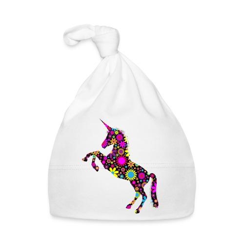 Unicorn-Floral - Cappellino neonato