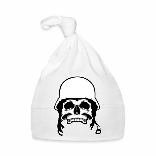 Soldier Helmet Skull 2c - Baby Cap