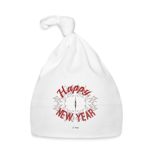 Happy new year - Gorro bebé