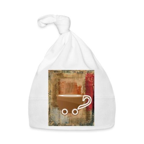 vintage coffee - Baby Mütze