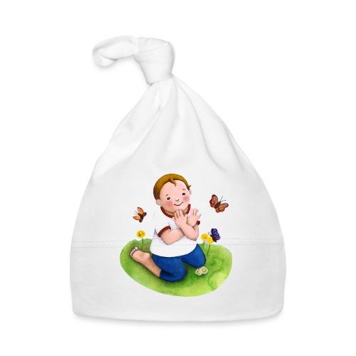 Gebärde Schmetterling - Baby Mütze