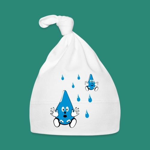 Tropfen - Baby Mütze