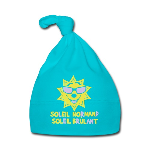 soleil normand brulant citation humour - Bonnet Bébé