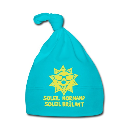soleil normand brulant citation humour 2 - Bonnet Bébé