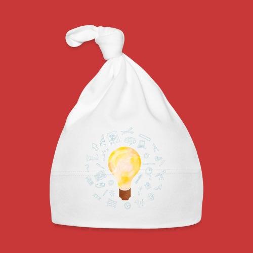 5 IDEEN Glühbirne 2018 - Baby Mütze