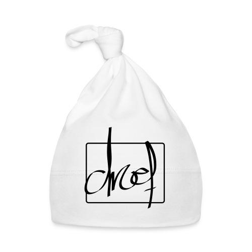 Droef.Gent logo zwart - Muts voor baby's