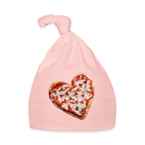 Pizza a cuore - Cappellino neonato