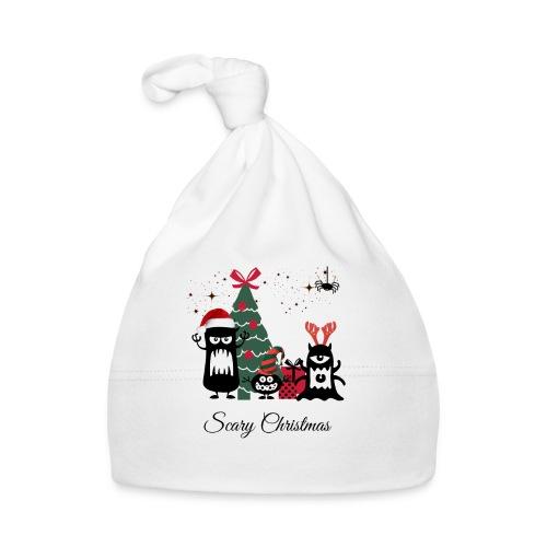 Noël effrayant - Scary Christmas - Bonnet Bébé