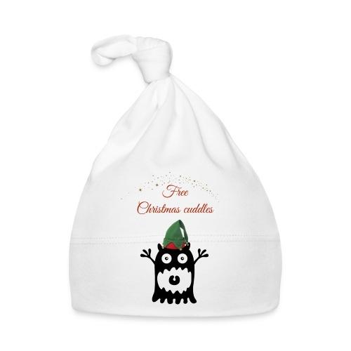Calins de Noël - Christmas cuddels - Bonnet Bébé