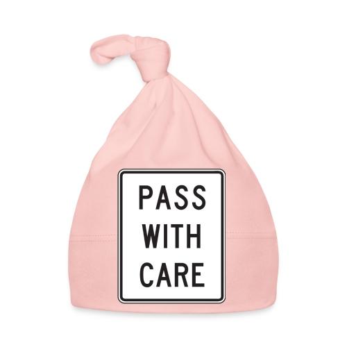 Voorzichtig passeren - Muts voor baby's