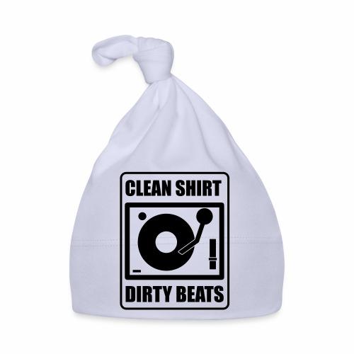 Clean Shirt Dirty Beats - Muts voor baby's