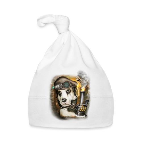 Steampunk Dog #3 - Cappellino neonato