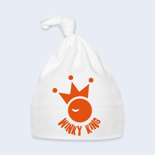 Winky King Logo - Muts voor baby's