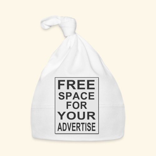 Free space for your advertise - Baby Cap