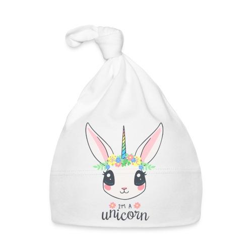 I am Unicorn - Baby Mütze