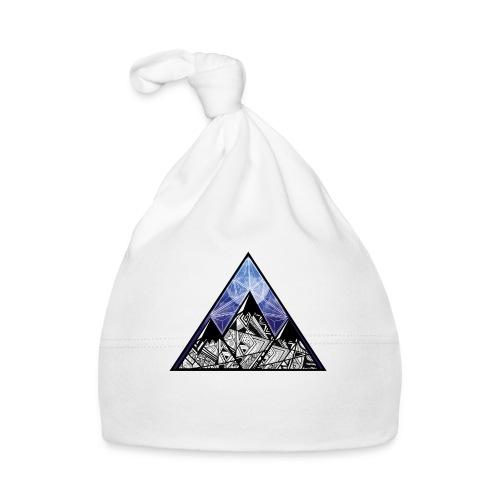 Grime Apparel Mountain Range Graphic Shirt. - Baby Cap