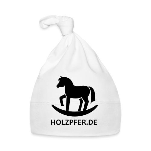 Holzpferde - Baby Mütze