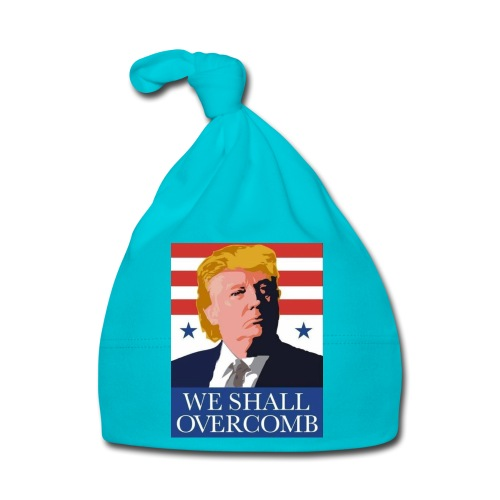 We Shall Overcomb - Baby Cap