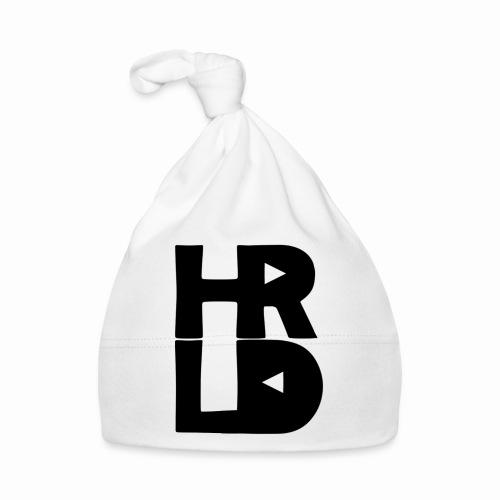 HRLD Black Logo - Vauvan myssy