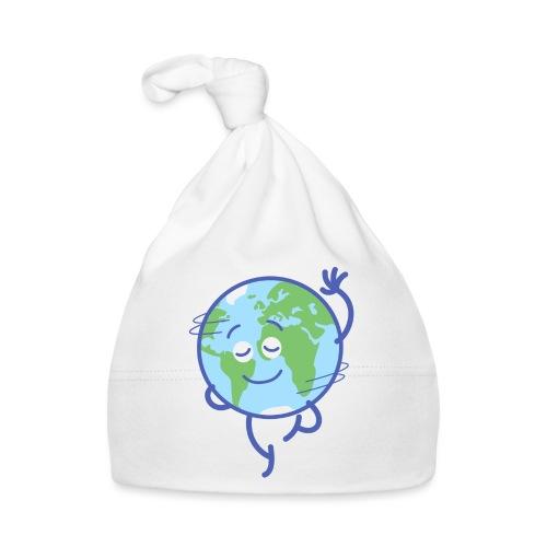 Nice planet Earth rotating graciously - Baby Cap
