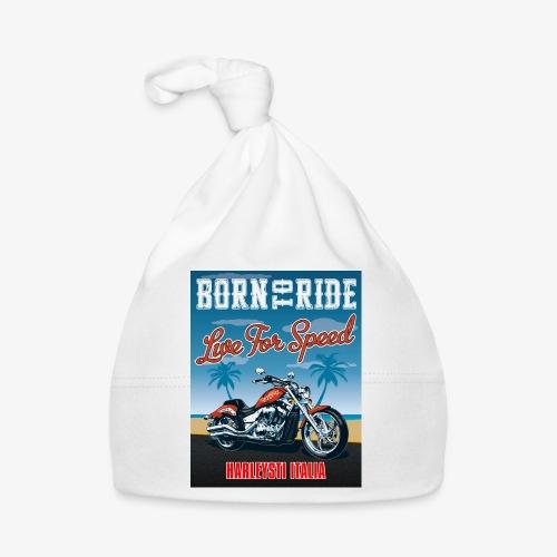 Summer 2021 - Born to ride - Cappellino neonato