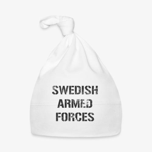 SWEDISH ARMED FORCES - Rugged - Babymössa