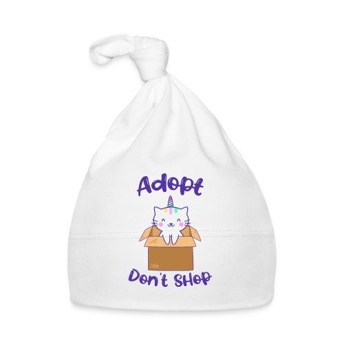 Adopt dont shop Tierheim Kinder Katzen Kitten - Baby Mütze