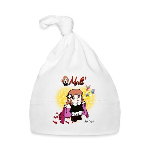 MALI'- BAMBOLINA PORTAFORTUNA - Cappellino neonato