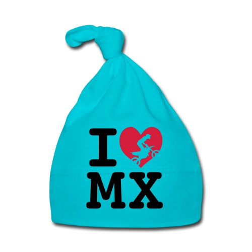 I love MX 2 - Bonnet Bébé