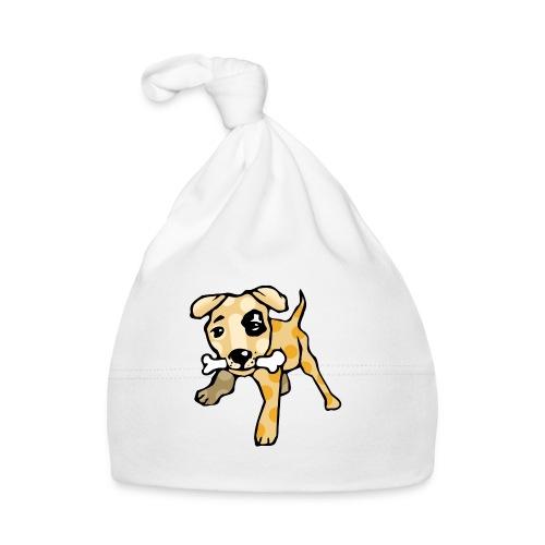 Hund - Baby Mütze