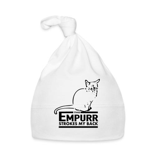 Chat Empire - Bonnet Bébé