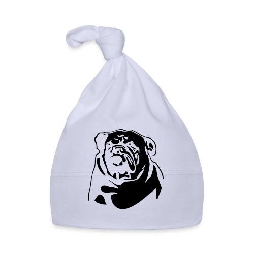 English Bulldog - negative - Vauvan myssy