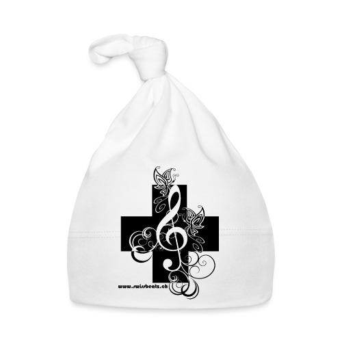 Swiss Beatz Logo non L - Baby Mütze