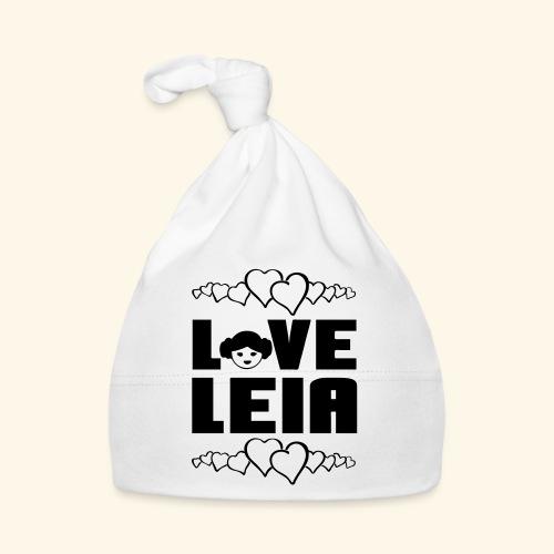 Love Leia - Baby Cap
