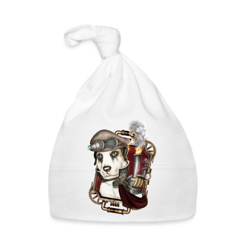 Steampunk Dog #1 - Cappellino neonato