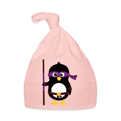 Pingouin ninja - Bonnet Bébé
