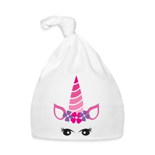 Einhorn - Baby Mütze