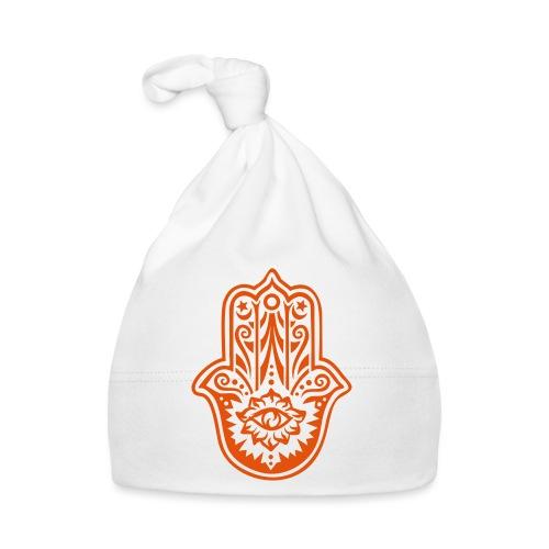Hamsa Amulett, Hand der Fatima, Schutz Symbol - Baby Mütze