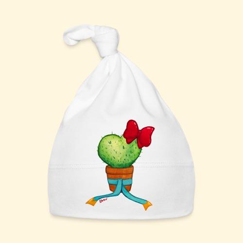 Cactus Coeur - Bonnet Bébé