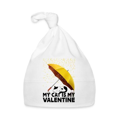My Cat Is My Valentine - Baby Cap