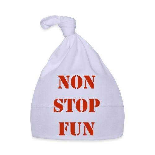 non stop fun - Baby Mütze