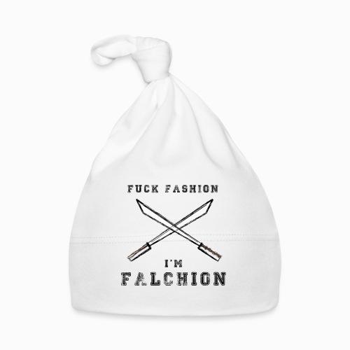 Fuck Fashion I m Falchion - Bonnet Bébé