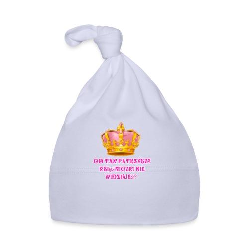 Kolekcja Księżniczki na telefon - Czapeczka niemowlęca