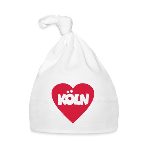 I Love Köln - Ein Herz für Köln - Baby Mütze