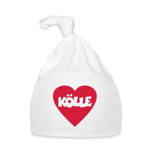 I Love Kölle - Ein Herz für Köln - Baby Mütze