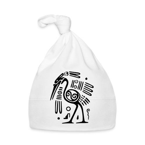 Kranich - Baby Mütze