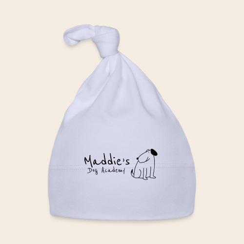 Académie des chiens de Maddie (noir) - Bonnet Bébé