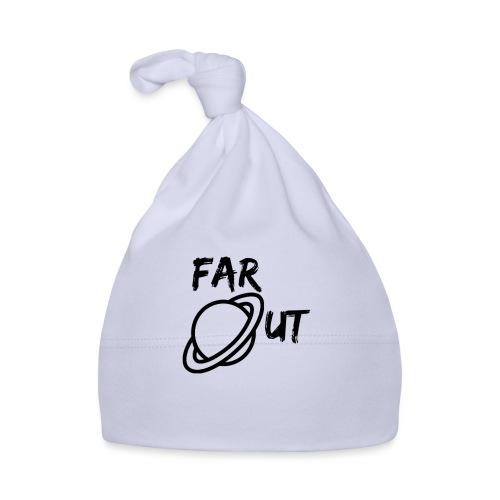 Far_Out_black - Gorro bebé